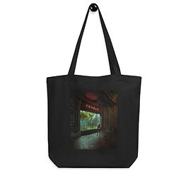 """Tote bag """"Remains"""" by """"thebakaarts"""""""