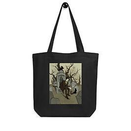 "Tote bag ""Edgar Allen Poe"" by ""AbigailLarson"""