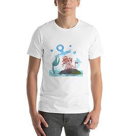 "T-Shirt ""Mermaid Girl"" by Pigliicorn"