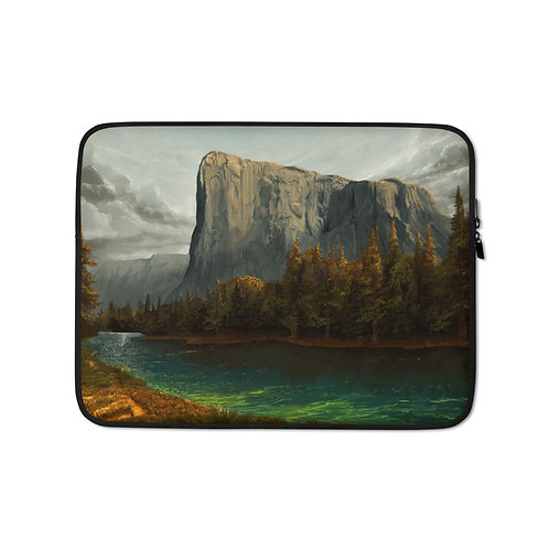 """Laptop sleeve """"El Capitan 2"""" by Chateaugrief"""