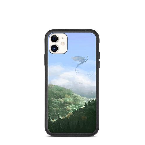 "iPhone case ""Sunny Day"" by Hymnodi"