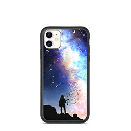 """iPhone case """"Orion's Call"""" by Saddielynn"""