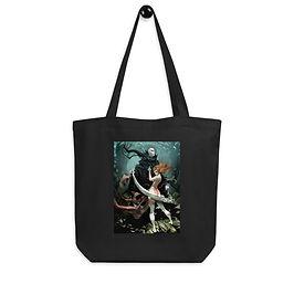 """Tote bag """"Thanatos"""" by """"el-grimlock"""""""