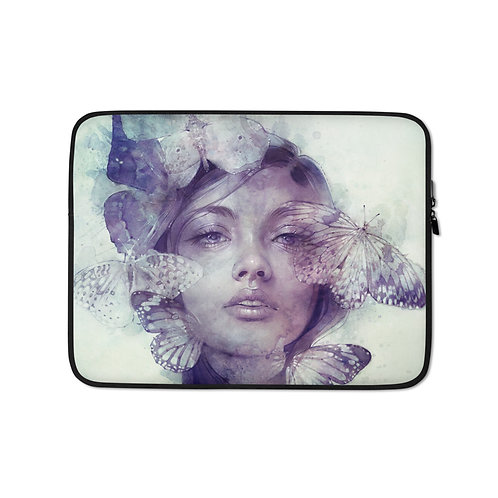 """Laptop sleeve """"Adorn"""" by Escume"""