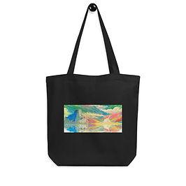 "Tote bag ""Good Morning"" by Ashnoalice"
