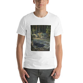 "T-Shirt ""Naecken"" by Hymnodi"