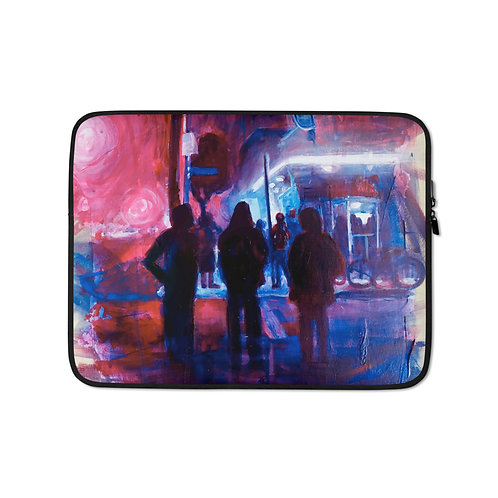 """Laptop sleeve """"The Pike"""" by MikeOncley"""