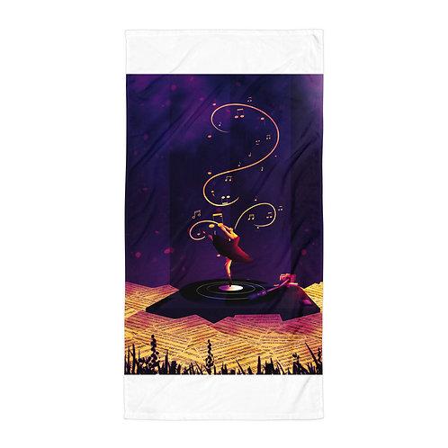 """Beach Towel """"Twilight Ballet"""" by Saddielynn"""