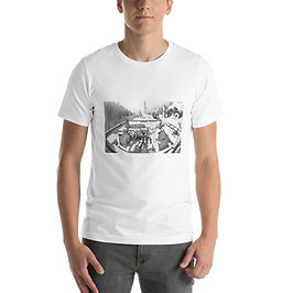 "T-Shirt ""Cactus Run"" by Ccayco"