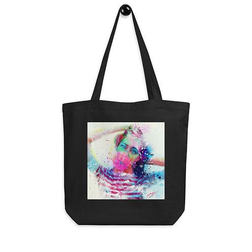 """Tote bag """"Bubble Yum"""" by """"phatpuppyart-studios"""""""