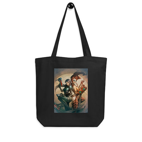 """Tote bag """"Fantasy and Sci-Fi"""" by """"el-grimlock"""""""