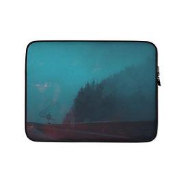 "Laptop sleeve ""Road"" by Dark-indigo"