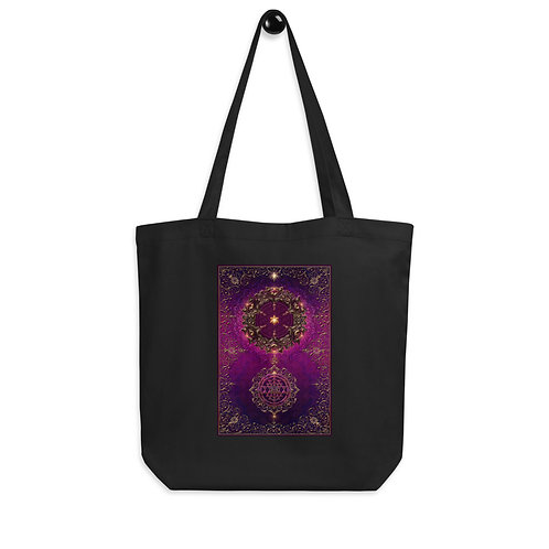 """Tote bag """"Cosmic Love"""" by """"Lilyas"""""""
