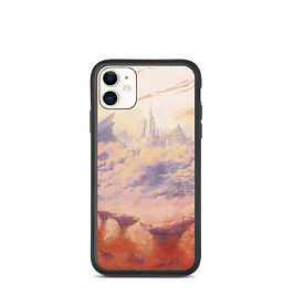 """iPhone case """"Last Dungeon"""" by Ashnoalice"""