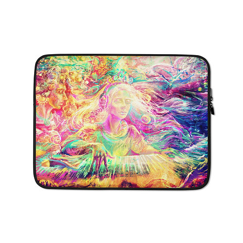 """Laptop sleeve """"The Artidote"""" by Solar-sea"""