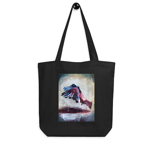 """Tote bag """"City Bird"""" by """"MikeOncley"""""""