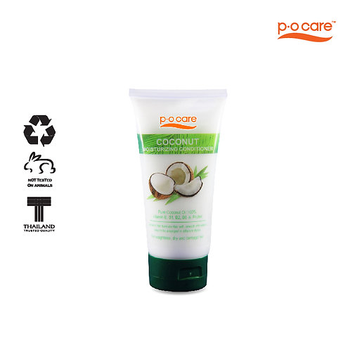 POCARE COCONUT MOISTURIZING CONDITIONER 180ml