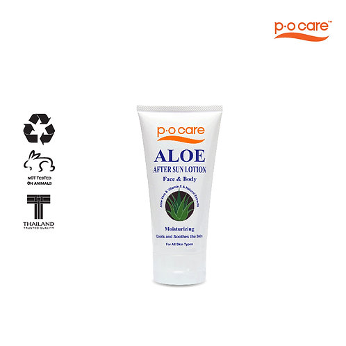 POCARE ALOE AFTER SUN LOTION 150ml