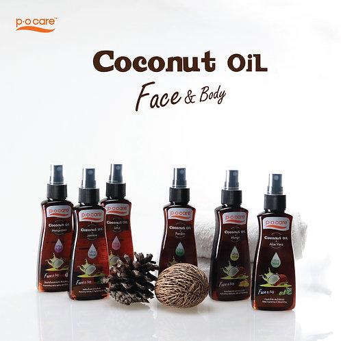 POCARE COCONUT OIL (FACE & BODY) 80ml