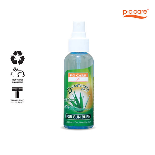 D-Panthenol Spray 115 ml