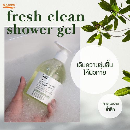 FRESH CLEAN SHOWER GEL 300ml