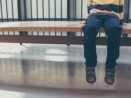De forskellige former for angst hos børn og unge