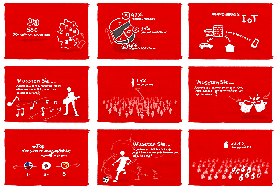 Storyboard Vodafone