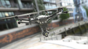 3D Animation Drone