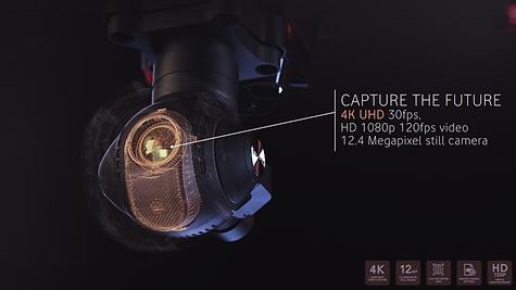 3D Visualisierung Drone