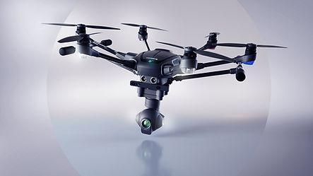 3D Rendering Drone
