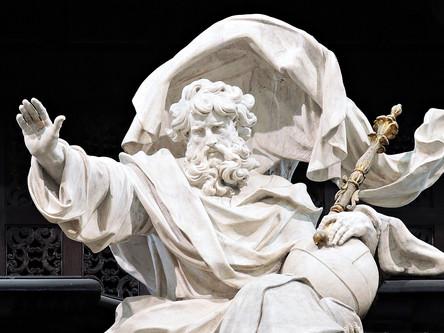 Der Vater im Himmel – ein Großvater?
