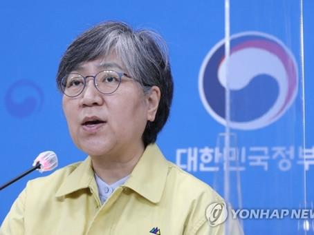 """정은경 """"작년, 노인 1천500명 독감백신 접종 후 7일내 사망"""""""