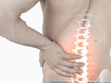 척추 아픈 사람… 코로나19 사망 위험 '2배'