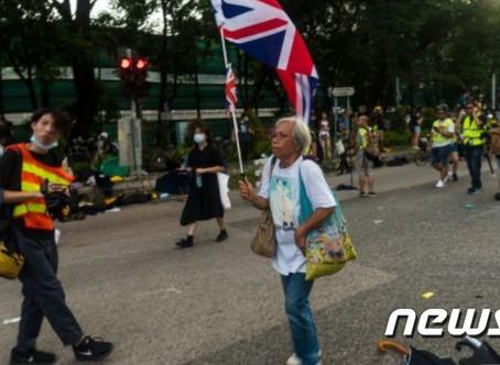홍콩시위 중 사라진 64세 할머니, 14개월뒤 나타나 '충격 고백'