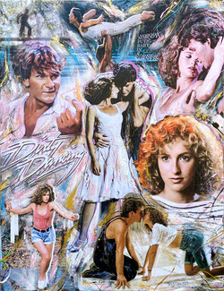 Dirty Dancing 116x89
