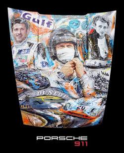 Capot Porsche 911
