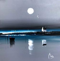 Clair de Lune 50x50