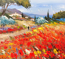 Provence 73x60