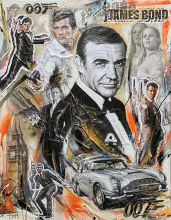 James Bond _Heritage_ 116x89