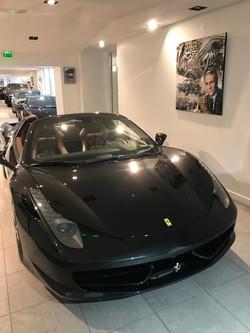 Paris Prestige Cars 75008 Février 2018