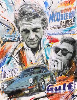 Steve Drives Porsche