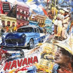 CUBA 100x100