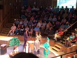 Sawmill-Theatre-Peter-Pan-crowd