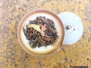 2013 Shou Mei White Tea from Yunnan Sourcing
