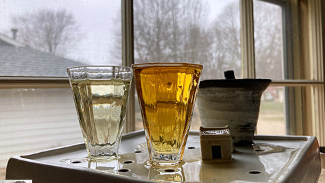 Taiwanese Lishsan... WHITE Tea?