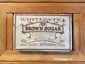 Don't Get Cavities on Brown Sugar