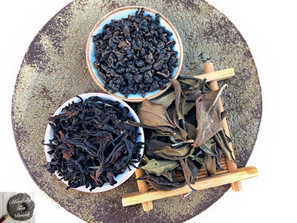 Two's a Crowd. Three's a Tieguanyin.