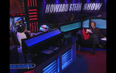 Robert Cait The Howard Stern Show