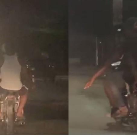 Motoristas sin luz: la zozobra de conductores en Verón-Punta Cana