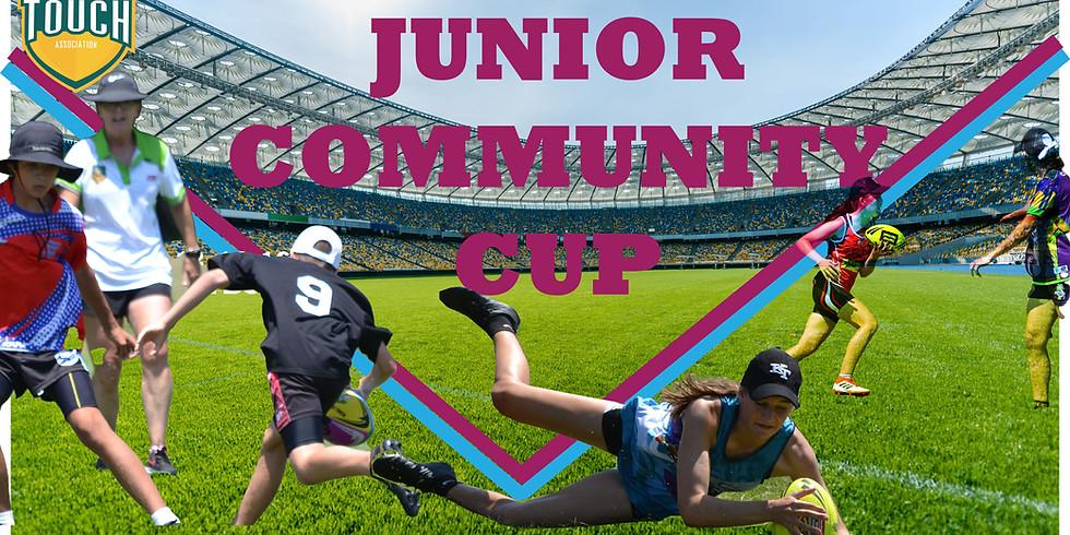SCFBDTA JUNIOR COMMUNITY CUP